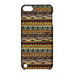 Aztec Pattern Apple Ipod Touch 5 Hardshell Case With Stand
