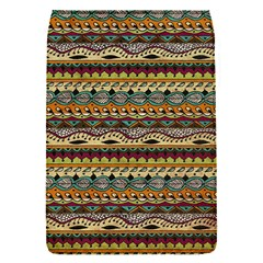 Aztec Pattern Flap Covers (S)