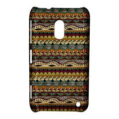 Aztec Pattern Nokia Lumia 620