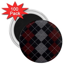 Wool Texture With Great Pattern 2.25  Magnets (100 pack)