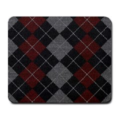 Wool Texture With Great Pattern Large Mousepads