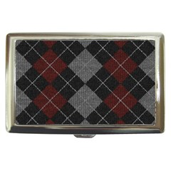 Wool Texture With Great Pattern Cigarette Money Cases