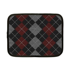 Wool Texture With Great Pattern Netbook Case (Small)