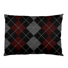 Wool Texture With Great Pattern Pillow Case