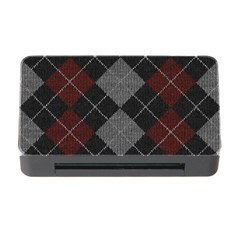 Wool Texture With Great Pattern Memory Card Reader with CF