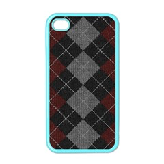 Wool Texture With Great Pattern Apple iPhone 4 Case (Color)