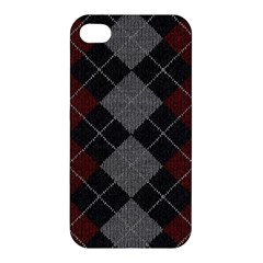 Wool Texture With Great Pattern Apple iPhone 4/4S Hardshell Case