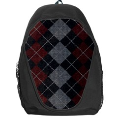 Wool Texture With Great Pattern Backpack Bag