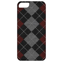 Wool Texture With Great Pattern Apple Iphone 5 Classic Hardshell Case