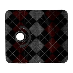 Wool Texture With Great Pattern Galaxy S3 (flip/folio)