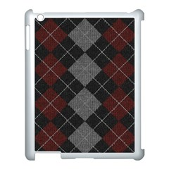 Wool Texture With Great Pattern Apple iPad 3/4 Case (White)