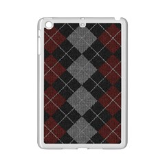Wool Texture With Great Pattern Ipad Mini 2 Enamel Coated Cases