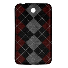 Wool Texture With Great Pattern Samsung Galaxy Tab 3 (7 ) P3200 Hardshell Case