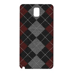 Wool Texture With Great Pattern Samsung Galaxy Note 3 N9005 Hardshell Back Case