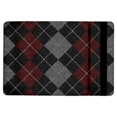 Wool Texture With Great Pattern iPad Air Flip