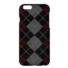 Wool Texture With Great Pattern Apple Iphone 6 Plus/6s Plus Hardshell Case