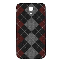 Wool Texture With Great Pattern Samsung Galaxy Mega I9200 Hardshell Back Case
