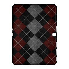 Wool Texture With Great Pattern Samsung Galaxy Tab 4 (10.1 ) Hardshell Case
