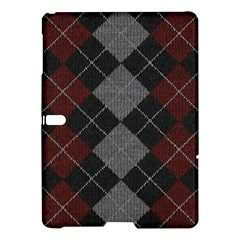 Wool Texture With Great Pattern Samsung Galaxy Tab S (10 5 ) Hardshell Case