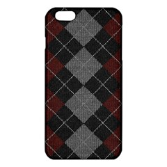 Wool Texture With Great Pattern Iphone 6 Plus/6s Plus Tpu Case