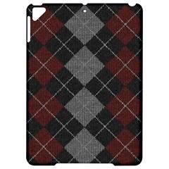 Wool Texture With Great Pattern Apple Ipad Pro 9 7   Hardshell Case
