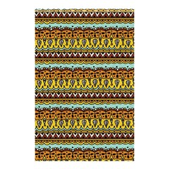 Bohemian Fabric Pattern Shower Curtain 48  X 72  (small)