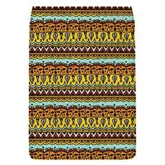 Bohemian Fabric Pattern Flap Covers (s)