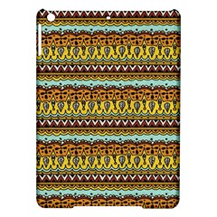 Bohemian Fabric Pattern iPad Air Hardshell Cases