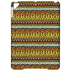 Bohemian Fabric Pattern Apple Ipad Pro 9 7   Hardshell Case