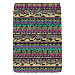 Aztec Pattern Cool Colors Flap Covers (S)