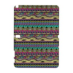 Aztec Pattern Cool Colors Galaxy Note 1