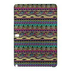 Aztec Pattern Cool Colors Samsung Galaxy Tab Pro 12.2 Hardshell Case