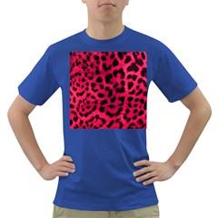 Leopard Skin Dark T Shirt