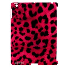 Leopard Skin Apple Ipad 3/4 Hardshell Case (compatible With Smart Cover)