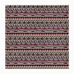 Aztec Pattern Patterns Medium Glasses Cloth