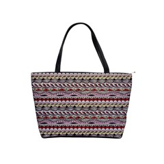 Aztec Pattern Patterns Shoulder Handbags