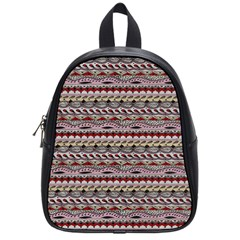 Aztec Pattern Patterns School Bags (small)