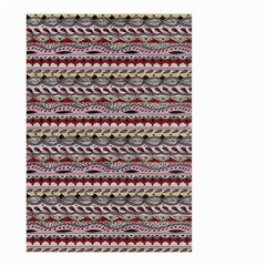 Aztec Pattern Patterns Small Garden Flag (Two Sides)