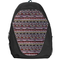 Aztec Pattern Patterns Backpack Bag