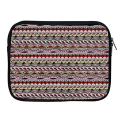 Aztec Pattern Patterns Apple iPad 2/3/4 Zipper Cases