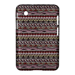 Aztec Pattern Patterns Samsung Galaxy Tab 2 (7 ) P3100 Hardshell Case