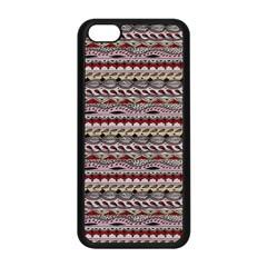 Aztec Pattern Patterns Apple iPhone 5C Seamless Case (Black)
