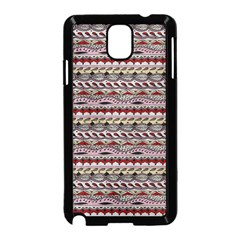 Aztec Pattern Patterns Samsung Galaxy Note 3 Neo Hardshell Case (black)