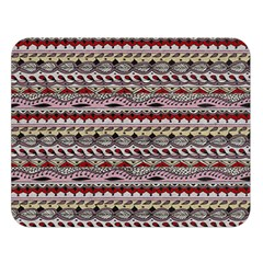 Aztec Pattern Patterns Double Sided Flano Blanket (Large)