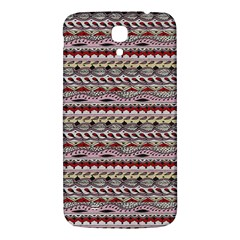 Aztec Pattern Patterns Samsung Galaxy Mega I9200 Hardshell Back Case