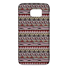 Aztec Pattern Patterns Galaxy S6