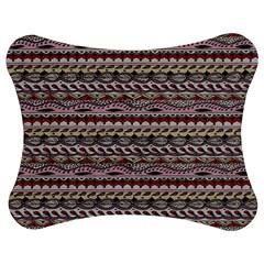 Aztec Pattern Patterns Jigsaw Puzzle Photo Stand (bow)