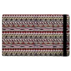 Aztec Pattern Patterns Apple Ipad Pro 9 7   Flip Case