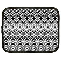 Aztec Design  Pattern Netbook Case (XL)