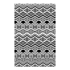 Aztec Design  Pattern Shower Curtain 48  x 72  (Small)